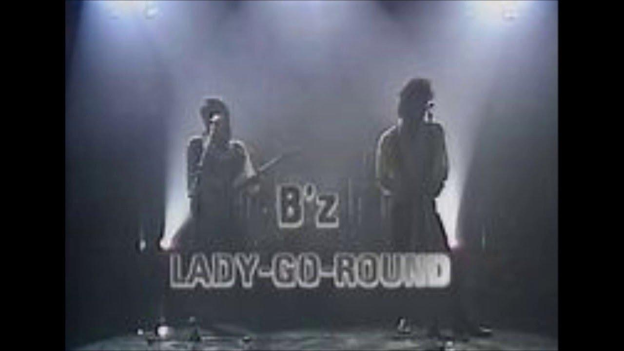 Download B'z LADY GO ROUND COPY K-ZO