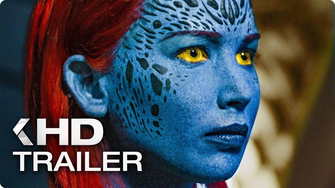 X-MEN: Dark Phoenix Trailer German Deutsch (2019)