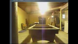 How To Disassemble A Slate Pool Table Video.mp4