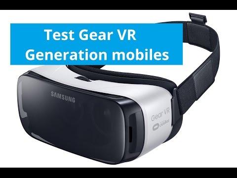 Test Samsung Gear VR casque de Réalité Virtuelle
