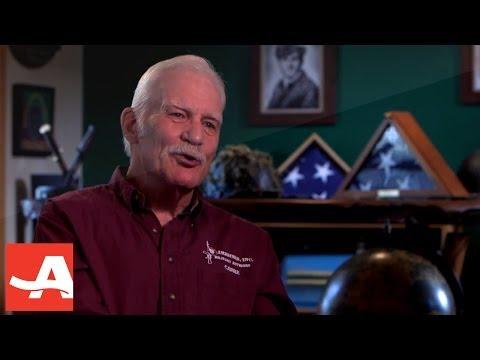 AARP Salutes Veteran Dale Dye  Part 1  AARP