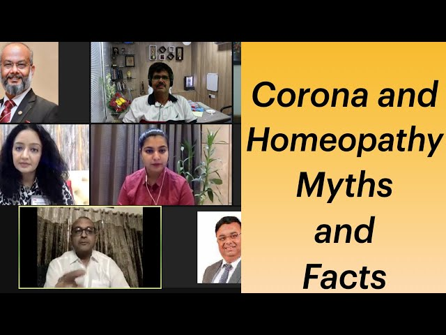 Corona and Homeopathy Myths and Facts
