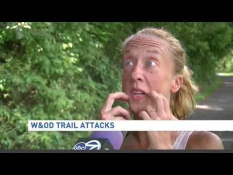 More black violence at the W&OD hiking and biking  trail near D C