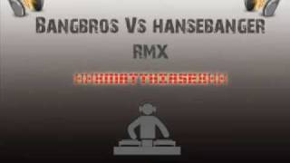 Bangbros vs. Hansebanger - Kiezstyle  (Warmduscher's Auf Die Fresse Remix).mp4