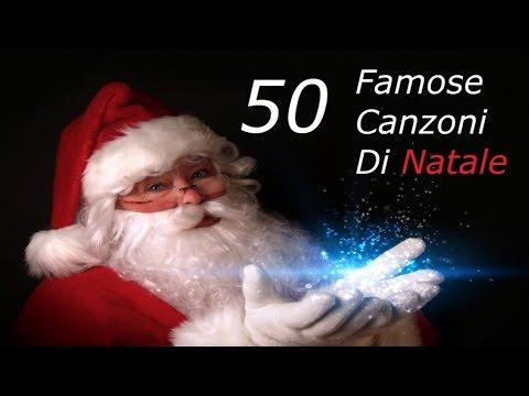 🎄BUON  NATALE: 50 Famose Canzoni Di Natale🎄