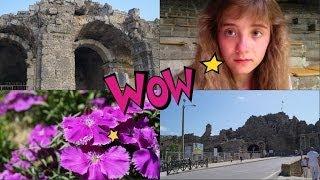 ☼Турция_VLOG:поездка в Сиде,детская дискотека, я