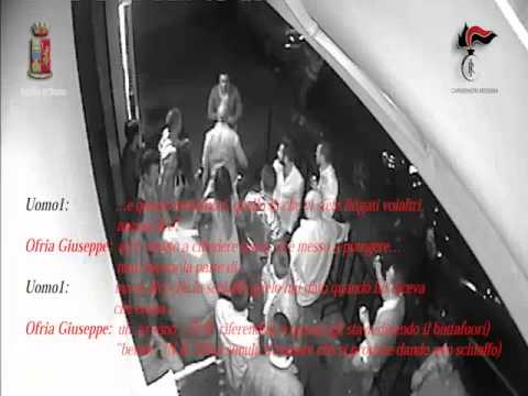 Mafia operazione gotha 5 22 arresti a barcellona pozzo for Arredamenti barcellona pozzo di gotto