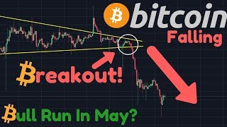 BITCOIN FALLING STILL!! How Low Can BTC Go? | BULL RUN Will Start In May According To This Chart!!