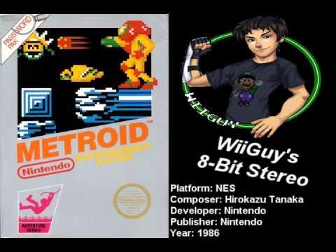 Metroid (NES) Soundtrack - 8BitStereo