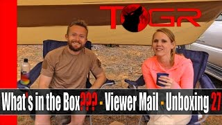 What's in the Box??? - Viewer Mail - Unboxing 27