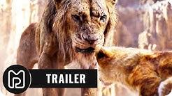 DER KÖNIG DER LÖWEN Trailer 2 Deutsch German (2019)