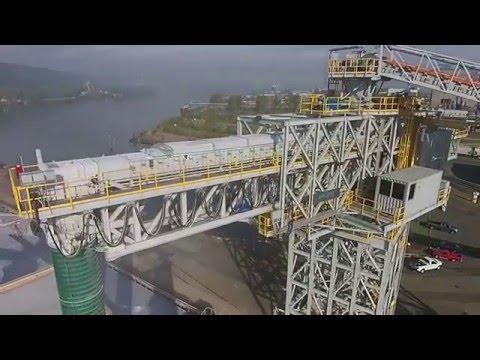 BRUKS - Soda Ash Ship Loader Showcase Video