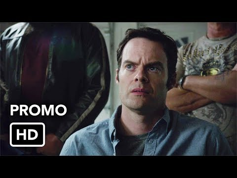 """Barry 1x02 Promo """"Use It"""" (HD) Bill Hader HBO series"""
