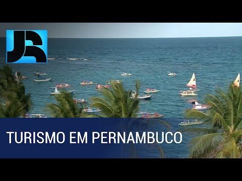 Hotéis de Pernambuco comemoram crescimento do turismo na região