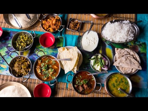 Nepali Food and Bhutanese Food - DELICIOUS FEAST and Traveling to Haa Valley, Bhutan (Day 7)