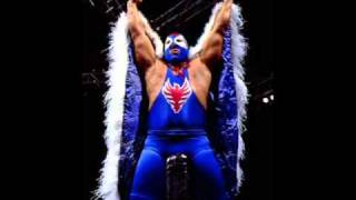 WWF/WWE Themes - Blue Blazer 2nd (Owen Hart)