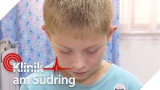 Peinliches Problem: Warum will der Junge lieber auf das Mädchen-WC? | Klinik am Südring | SAT.1 TV