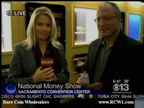Sacramento Money Show Gold Coin