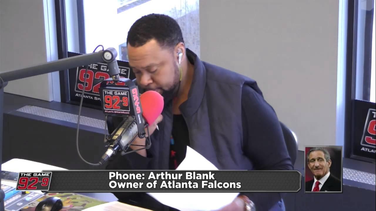 Arthur Blank Says