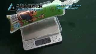 Bagged Egg Tofu | Honey | Tomato Sauce | Salad Dressing Filling And Sealing Machine