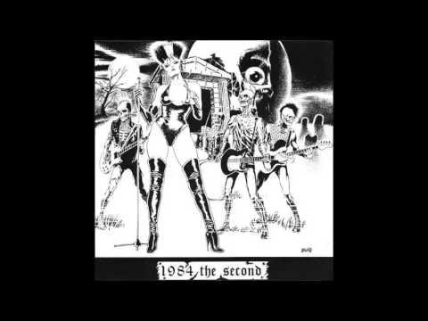 1984 THE SECOND (compilation 2xLP, 1985)