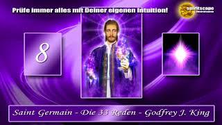 Saint Germain - Die 33 Reden - Rede 8
