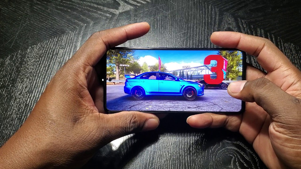 Samsung Galaxy A51 How Well Does It Play Games Youtube