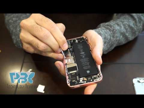 Apple iPhone SE Disassembly Teardown Repair