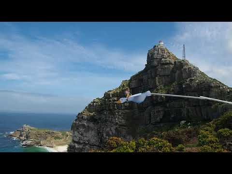 Nils Holgersson flies past Cape Point & over Cape of Good Hope