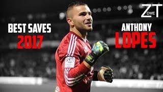 Anthony Lopes 2017 | Best Saves | Olympique Lyonnais