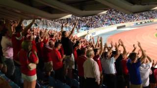 The Northern Lights - Real Sociedad v Aberdeen FC - San Sebastián