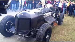 Bentley Packard V24 Engine.