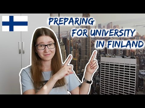 HOW TO PREPARE FOR A FINNISH UNIVERSITY || 10 STEPS