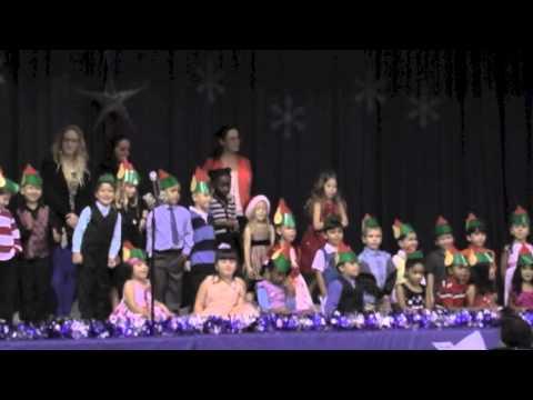 Boca Raton Charter School - Mia - Snowman Jump