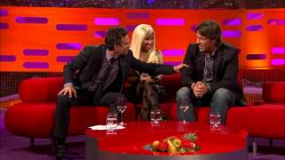 The Graham Norton Show S22E02 Nikki Minaj, Mark Ruffalo, John Bishop, Rufus Wainwright