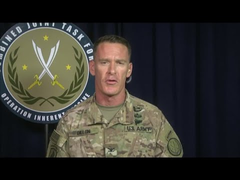 """US Army Colonel Ryan Dillon on Tal-Afar: """"All elements of Iraqi security forces worked together"""""""