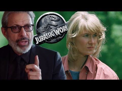 New Jurassic World 3 Details Revealed About Laura Dern And Jeff Goldblum