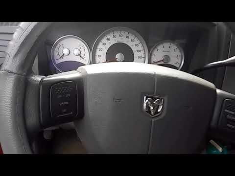 My New Ride: A 2007 Dodge Dakota
