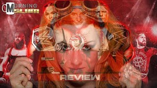 Becky Lynch...Best In Wrestling? + Copious Live #RAW REVIEW! Morning Slam 11/13/18