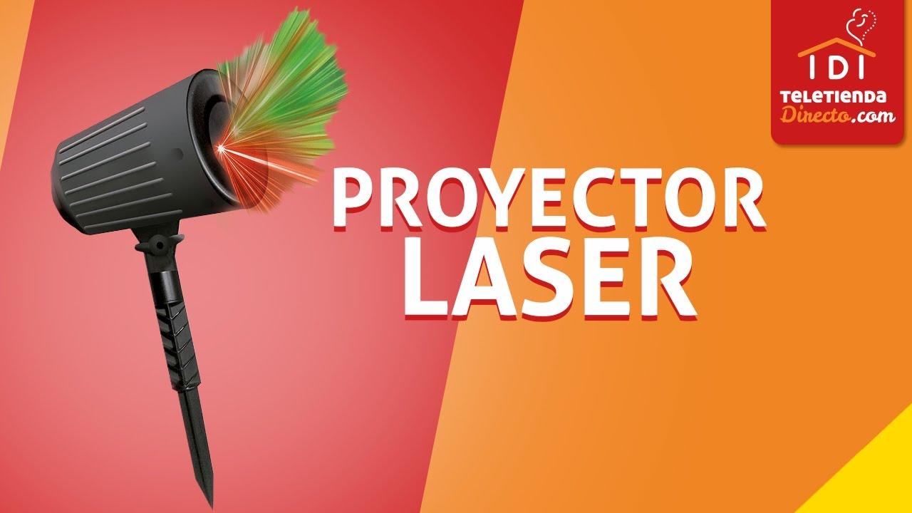 1e1f08988a4 Proyector Láser Luces de Navidad - YouTube