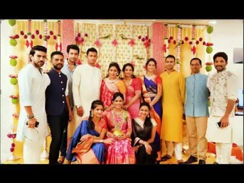 Mega Family Wedding Photos Are Out