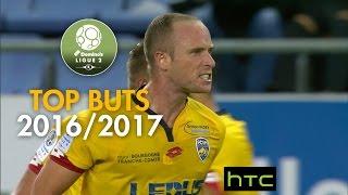Top 10 Buts | saison 2016-17 | Domino's Ligue 2