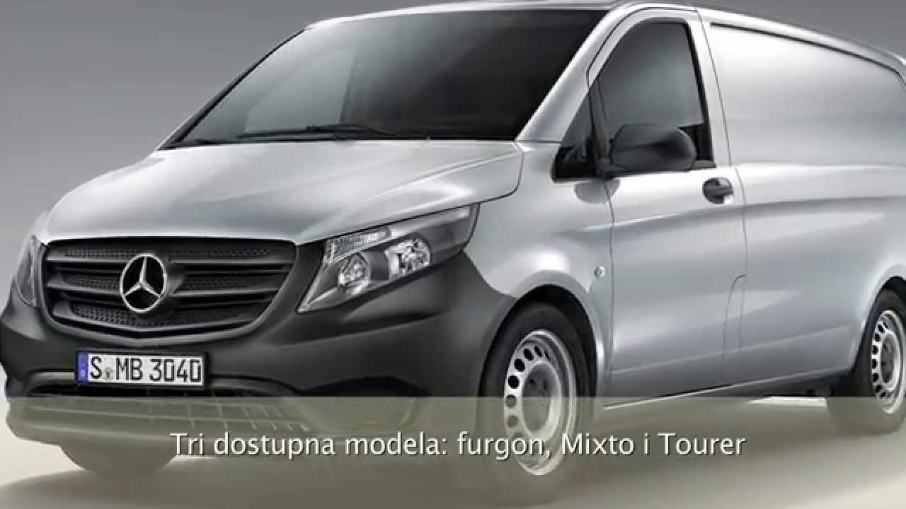 Mercedes benz hrvatska novi vito youtube for Novi mercedes benz dealership