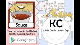 White Castle Vidalia Dip - Kitchen Cat