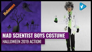 Top 10 Mad Scientist Costume Boy For Halloween 2019