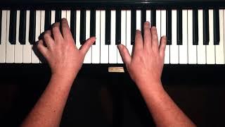 Martha - Tom Waits, solo piano cover YouTube Thumbnail