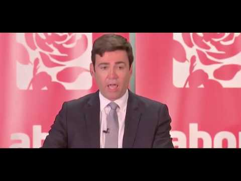 Andy Burnham appeals to Brexit voters