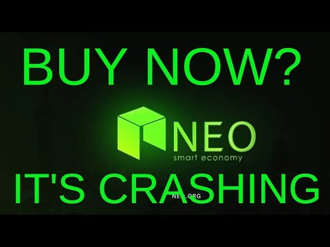CHINA BANS ICOS!!!! BUY NEO NoW!!! JUST DROPPED 40%