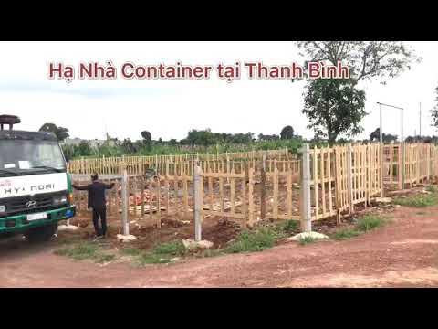 Hạ Nhà Container Khu Biệt Thự Sinh Thái Nghỉ Dưỡng, Nhà Vườn Đẹp Trảng Bom | Camellia Garden