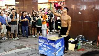 西門町街頭藝人表演 當機劇場-黃明正